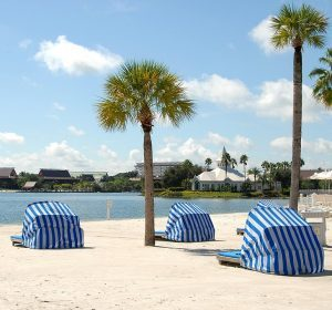 Beach in Orlando