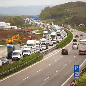Big Traffic jam