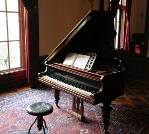 Moving a piano