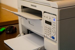Picture of Photocopier