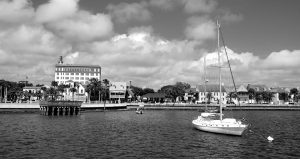 Image of St Augustine harbor