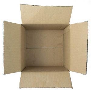 An open box