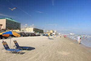 Sunny days are the reason for moving to Daytona Beach FL.