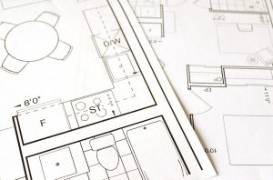 a floor plan
