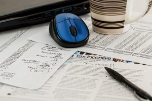 Income tax papers you won't have to deal with as one of the reasons to retire in Florida