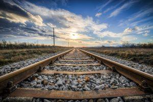 a railroad