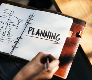 A plan, planning is very important when moving nationwide as a single parent