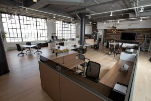relocating your business to Miami - empty office