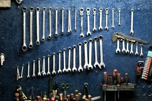 There are many ways to organize a new garage