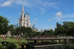 Disney World, one of the best theme parks in Orlando