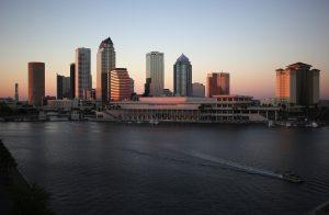 Tampa's skyline
