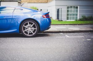 A guide on preparing a moving day list of chores- A parking space in front of a house