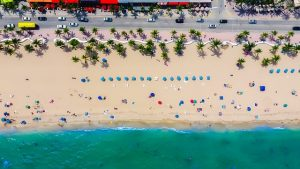 A beach that could be one of the ways to spend a day in Boynton Beach