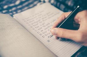 Checklist to help you get ready for an interstate move in a month