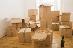 Moving boxes- things you shouldn't forget when moving to Sunny Isles Beach