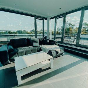 A penthouse