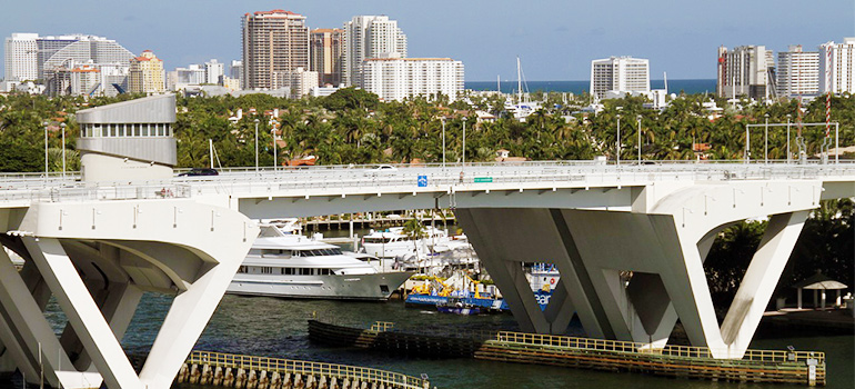 Fort Lauderdale bridge