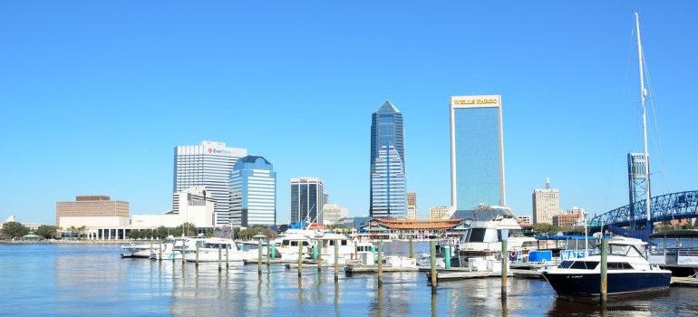 Moving from Tampa to Jacksonville is going to be exciting.