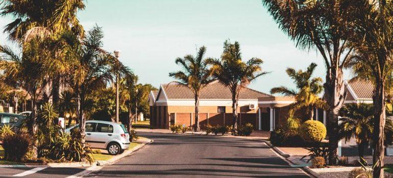 A suburban hous in Florida.