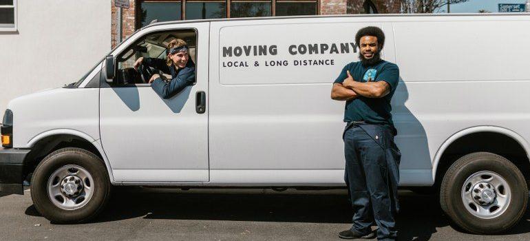 residential movers Aventura FL showcasing their truck