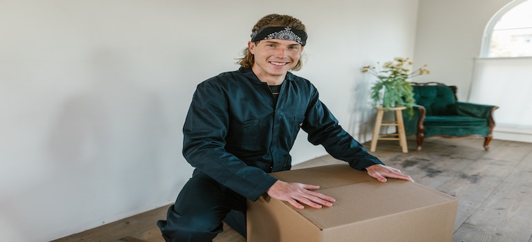 commercial movers Sanford