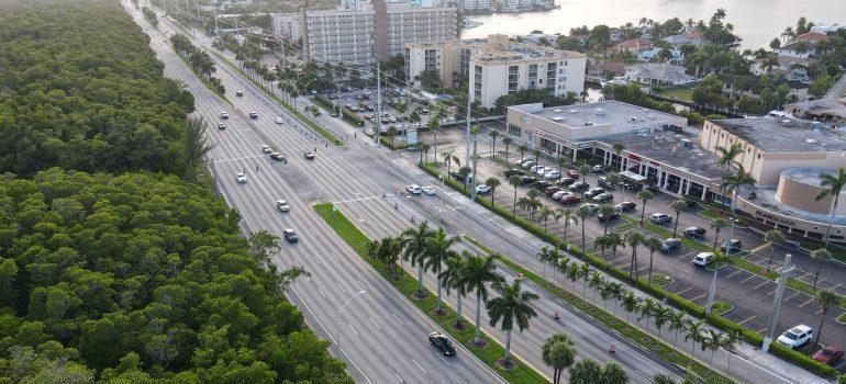 North Miami streets
