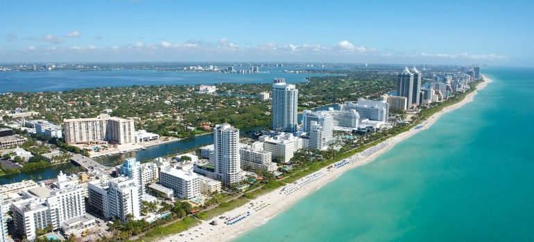 Moving from West Palm Beach to Miami might be whart you need.