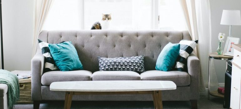 Furniture as one of the Most Expensive Items to Move