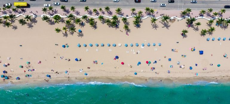 When Moving to Miramar check the amazing beaches