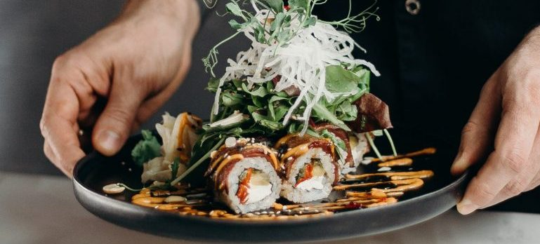 Trying a sushi restaurant is one of the best things to do in Boca Raton after the move