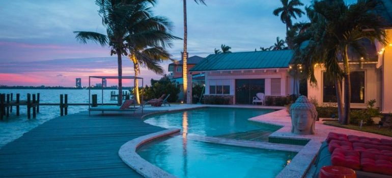 private home in Lakeland Florida